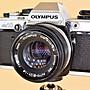 OLYMPUS OM-10 with ZUIKO 50/1.8