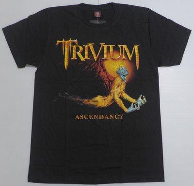【Mr.17】Trivium 混種魔獸樂團 Ascendancy 重金屬 短袖T恤 進口滾筒T-SHIRT(H826)