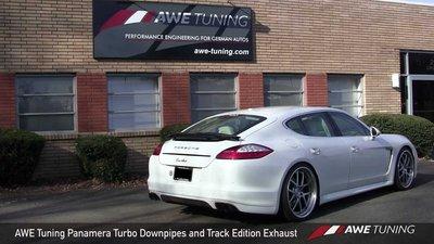 =1號倉庫= AWE Tuning Audi RS5 Non-Resonated 當派