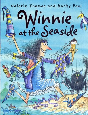 *小貝比的家*WINNIE AT THE SEASIDE/平裝/7~12歲/海洋教育