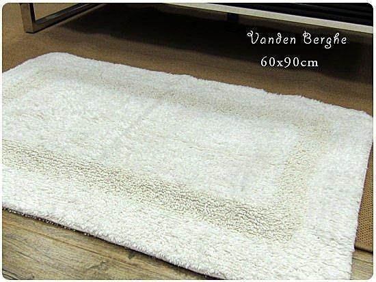 [現貨] 全新轉賣_R系列 超便利的清洗觸感舒適印度棉100%純棉踏毯 60x90公分二片