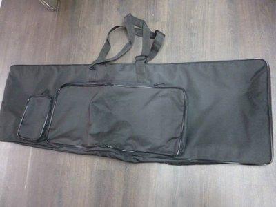 筌曜樂器(K1056)全新 台製 76鍵 電子琴袋(加厚海綿123x40)可背/手提(適用 YAMAHA/R牌皆適用)