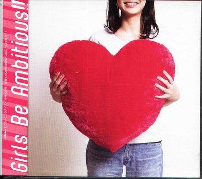 (甲上) Girls Be Ambitious!! - 日版 2 CD 加藤ミリヤ Chara 安良城紅