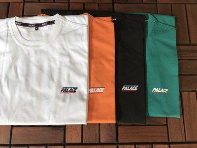 ☆LimeLight☆ Palace Skateboards Basically A T-Shirt 橘色M