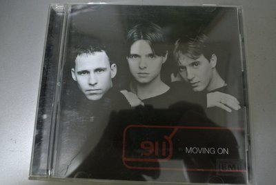 CD ~ 911 勇往直前 MOVING ON ~1998 Virgin 7243-8-468442-6