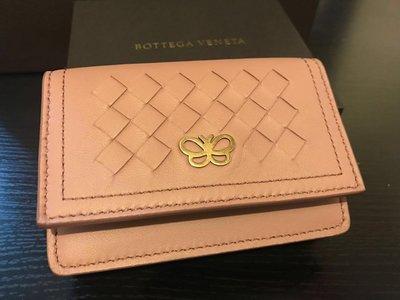 BV Bottega Veneta女裝卡片皮套card holder (100%全新現貨,購自意大利專門店,有單據)
