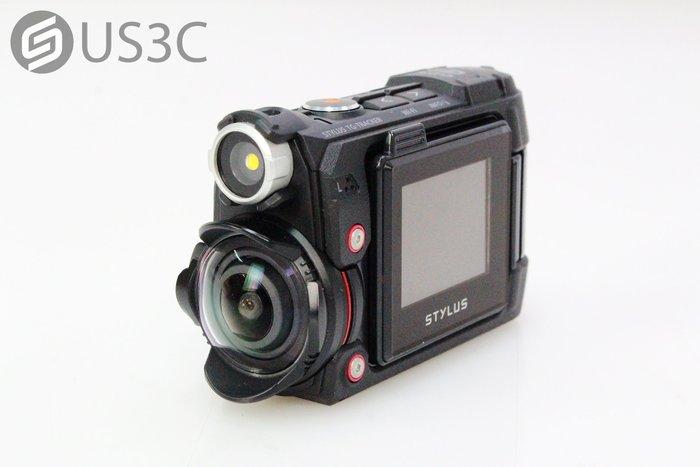 【US3C】元佑公司貨 Olympus Stylus TG-Tracker 防水 極限運動攝影機 4K錄影 內建GPS