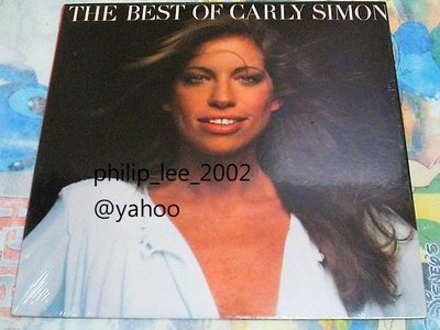 Carly Simon– The Best Of Carly Simon  Elektra Records 1975 黑膠唱片 LP