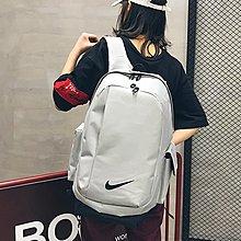 書包耐克雙肩包男女背包時尚潮流初中高中學生校園大容量書包電腦包包