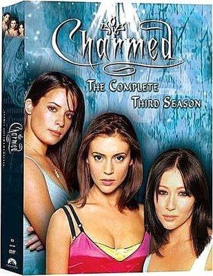 歐美劇《Charmed 聖女魔咒》第1-8季 DVD 全場任選買二送一優惠中喔!!