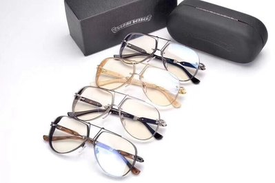 克羅心CHROME HEARTS postyank glasses