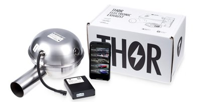 =1號倉庫= THOR 排氣管 主動式聲浪模擬套件 APP控制 單顆喇叭