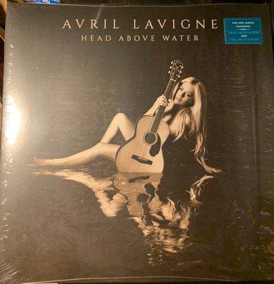 (全新未拆封)艾薇兒 Avril Lavigne - Head Above Water 浴火重生 黑膠LP