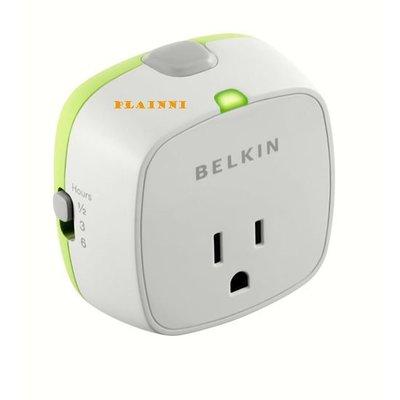 【PLAINNI現貨】 貝爾金 Belkin Conserve Socket 智慧型三段定時單孔插座 ( 三段 定時 單孔 插座 )