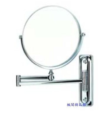 ╚楓閣☆精品衛浴╗高級全銅伸縮化妝鏡8908