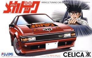 富士美拼裝汽車模型 1/24 車博士 Toyota Celica XX 18586