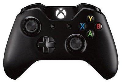 PC電腦 / XBOX ONE 新版款 藍芽 3.5mm 黑色 原廠 無線 控制器 手把 把手 公司貨【台中大眾電玩】