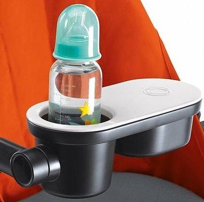 荷蘭Bugaboo Snack Tray 專用拖盤置物杯水杯餅乾架 扶手杯架奶瓶食物盒