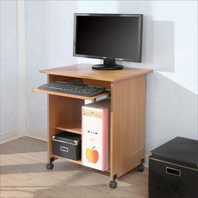臥室/辦公室【家具先生】B-CH-PC002 簡約附輪電腦桌(寬60公分) 斗櫃 衣櫃 鞋櫃 穿衣鏡