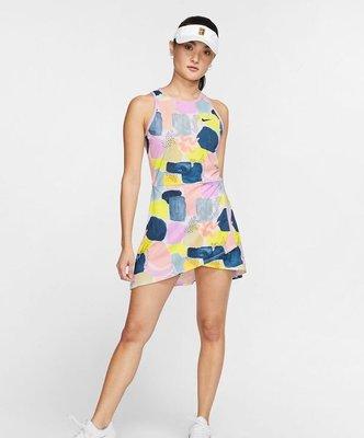【T.A】 Nike Court Tennis Dress 女子 網球洋裝 球衣 網球裝 2020新款
