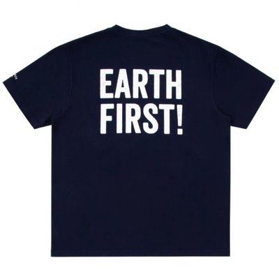 全新商品 NOAH 19SS Earth First 鯊魚 地球心 短袖 TEE