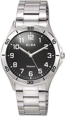 日本正版 SEIKO 精工 ALBA AQPK410 手錶 男錶 日本代購