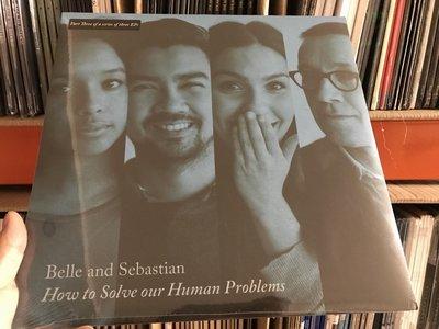 現貨 Belle & Sebastian – How To Solve Our Human 黑膠 LP
