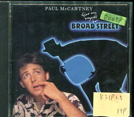 *愛樂二館* PAUL MCCARTNEY / BROAD STREET 二手 D0079