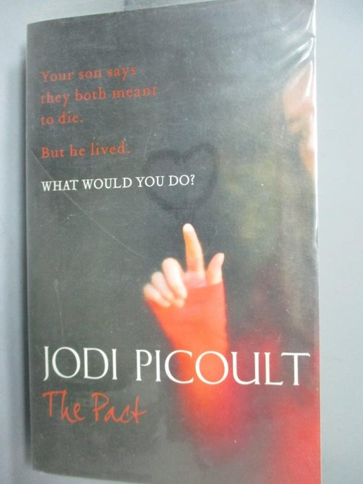 【書寶二手書T3/原文小說_LIX】The Pact_Jodi Picoult