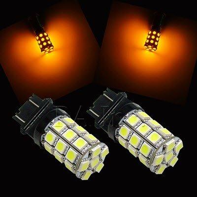 【PA LED】TOYOTA Corolla GOA 美規 3157-CK 特殊規格 30晶 SMD LED 前方向燈