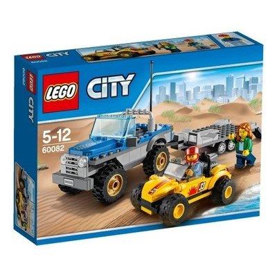 台中*宏富玩具*【絕版品】LEGO Great Vehicles  60082 沙灘吉普小拖車 Dune Buggy