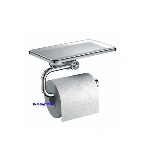 【歐築精品衛浴】BETTOR ✰ 美利堅系列單紙捲架附平台