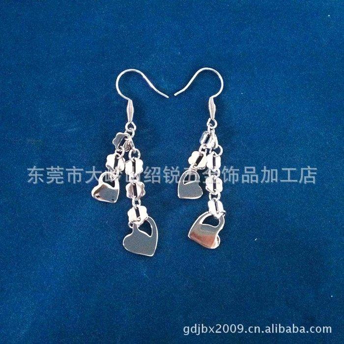 百搭高檔拋光不銹鋼耳環韓國時尚耳環女士鋼鈦耳環優品小舖