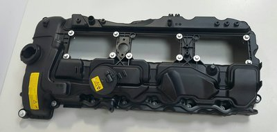 BMW X1 E84 N55 35i 08- 汽門室蓋 氣門室蓋 鳥蓋 含螺絲+墊片 (原廠) 11127570292