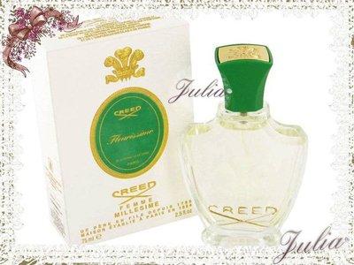 來自英國皇室品牌Creed Fleurissimo Perfume奢華女姓香水