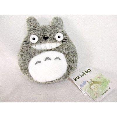 日本正版 龍貓 豆豆龍 小錢包 零錢包 收納包 萬用包 【MOCI日貨】拉鍊 皮夾