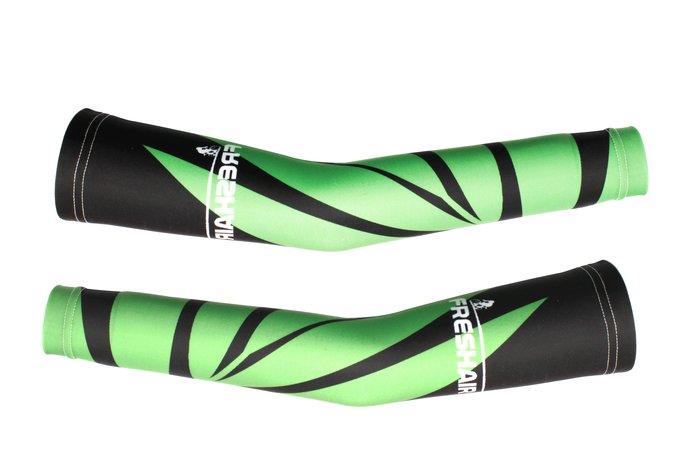 【Paladin】防曬涼感透氣袖套 :: 綠竹