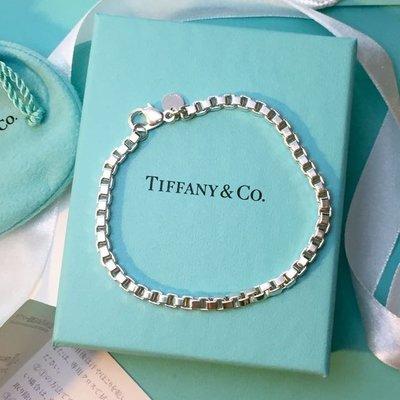 Tiffany&co 威尼斯手鍊 ,專櫃真品