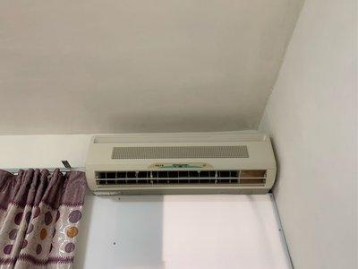 新竹國聖二手家電 HERAN 禾聯 1對2分離冷氣 3.6kw 1.3噸(7~9坪) 有維修保固 舊機回收 新竹市