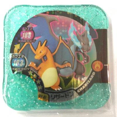 U4彈 可刷 第十彈 四星噴火龍 X 神奇寶貝卡匣 Pokémon Tretta