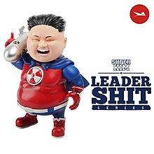 The Leadershit series 最「膠」領導人 Super Kim 金仔超人