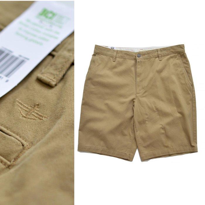 【 Wind 】美國 Dockers 經典 Classic 重磅 卡其短褲 Khaki 卡其褲之王New British