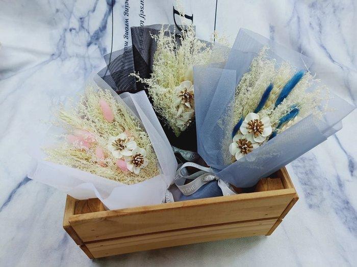 【♥豪美禮品♥】乾燥花束 拍照花束 乾燥花捧花 拍照擺飾 居家佈置 情人節 求婚花束 乾燥花 永生花 不凋花束