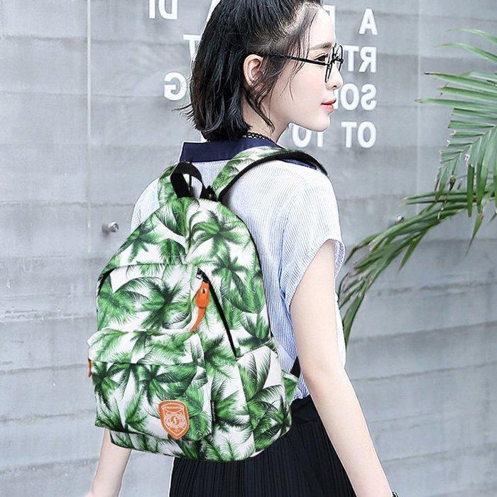 SX千貨鋪-韓版新款小背包女士雙肩休閑夜光旅行包時尚潮流迷你中學生書包男#男士背包#書包#單肩包#書包
