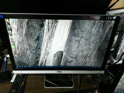 """大台北 永和 22吋螢幕 lcd 二手 螢幕 benq  22"""" 螢幕 FULL HD 另有19吋 27吋28吋"""