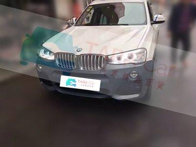 寶馬 BMW F25 X3 M-TECH 全車大包 前保桿 側裙 後保桿 輪弧 空力套件 PP材質 現貨供應