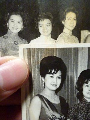 190604~中國小姐~連方瑀~林靜宜~相關特殊(一律免運費---只有各一張)老照片~03