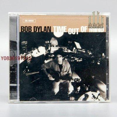 爆款CD.唱片~鮑比迪倫 Bob Dylan Time Out of Mind CD [U]