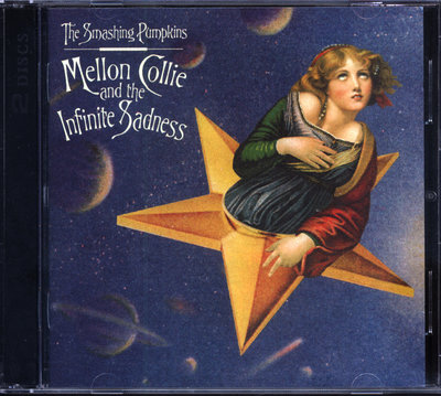 【弦外之音】Smashing Pumpkins–Mellon Collie & Infinite Sadness/2CD