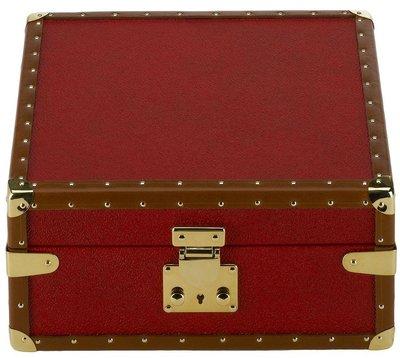 RAPPORT LONDON Berkeley 頂級手錶收納盒4隻裝